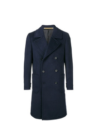 Ps By Paul Smith Classic Double Breasted Coat