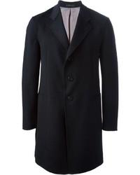 Armani Collezioni Classic Single Breasted Coat
