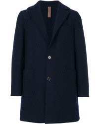 Eleventy Classic Single Breasted Coat