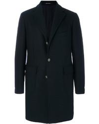 Tagliatore Classic Single Breasted Coat