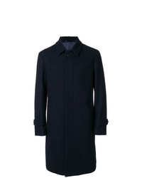 Hevo Concealed Button Coat