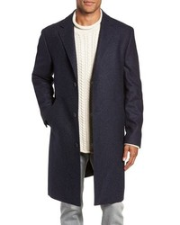J.Crew Destination Water Resistant Tweed Topcoat