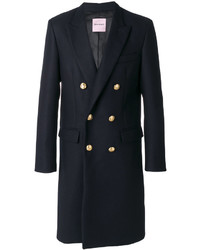 Palm Angels Double Breasted Coat