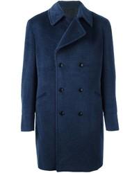 Etro Double Breasted Coat