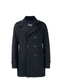 Herno Double Breasted Coat