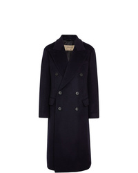 Burberry Double Faced Cashmere Tailored Coat