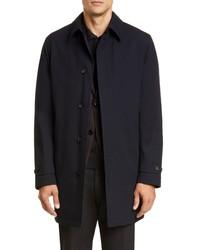 Ermenegildo Zegna Elets Classic Fit Wool Blend Coat