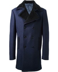 Etro Double Breasted Coat