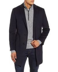 Nordstrom Men's Shop Fit Overcoat