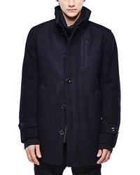G Star G Star Raw Melton Wool Trench Inspired Coat