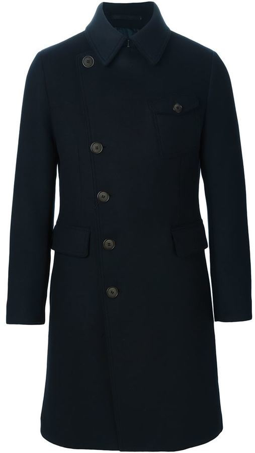 Giorgio Armani Double Breasted Coat
