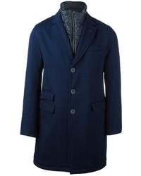 Herno Internal Layer Overcoat