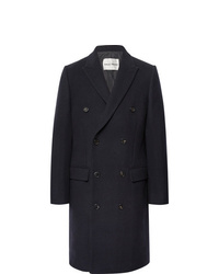 Salle Privée Ives Double Breasted Wool Blend Coat