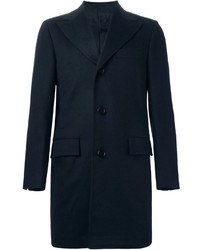 Kiton Single Breasted Coat