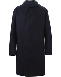 Lanvin Hooded Overcoat
