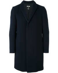MSGM Single Breasted Coat