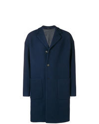 Mauro Grifoni Oversized Single Breasted Coat