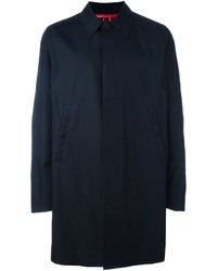 Paul Smith Ps By Single Breasted Midi Coat