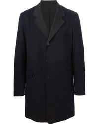 Loro Piana Reversible Single Breasted Coat