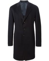 Armani Collezioni Single Breasted Coat