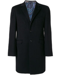 Etro Single Breasted Coat