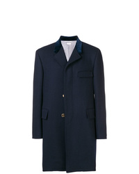 Thom Browne Single Breasted Coat