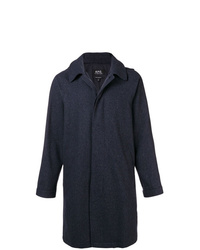 A.P.C. Single Breasted Fitted Coat