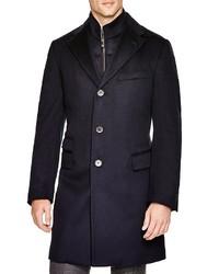 Corneliani Solid Id Classic Fit Topcoat