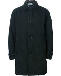 Stone Island Single Breasted Coat