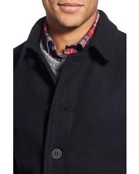 6c221af93571 ... Schott NYC Wool Blend Officers Coat ...