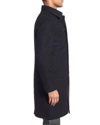49e54724bf54 ... Schott NYC Wool Blend Officers Coat