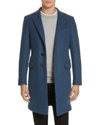 Eidos Wool Cashmere Car Coat