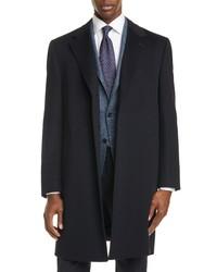 Canali Wool Topcoat