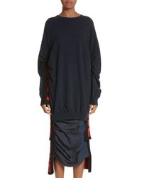 All is love cutaway sweater medium 8672259