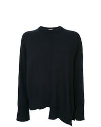 MRZ Asymmetric Loose Sweater