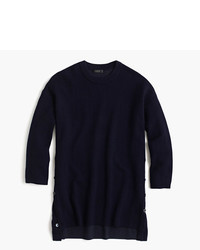 Merino cotton oversized tunic sweater medium 3674314