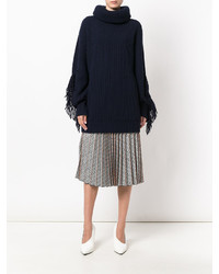 Stella McCartney Volume Fringe Sweater