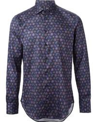 Etro paisley print shirt medium 200517