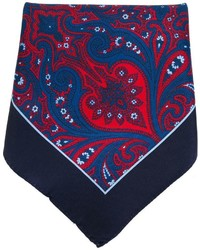 Paisley print pocket square medium 401715