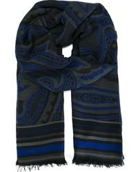 Paisley print scarf medium 335549