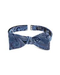 Nordstrom Doyle Paisley Silk Bow Tie