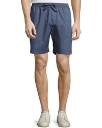 Original Penguin Drawcord Slim Fit Shorts Vintage Indigo