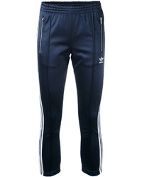 adidas Slim Fit Cigarette Trousers