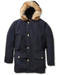 Navy parka original 2590233