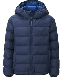 Uniqlo Boys Lightweight Padded Parka