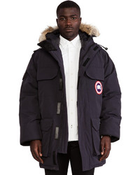cheap canada goose expedition parka for women in black