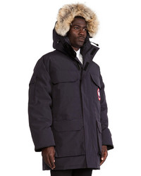 expedition parka canada goose for women in navy