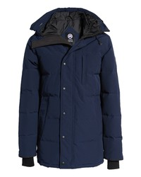 Canada Goose Carson Fusion Fit Hooded 625 Fill Power Down Parka