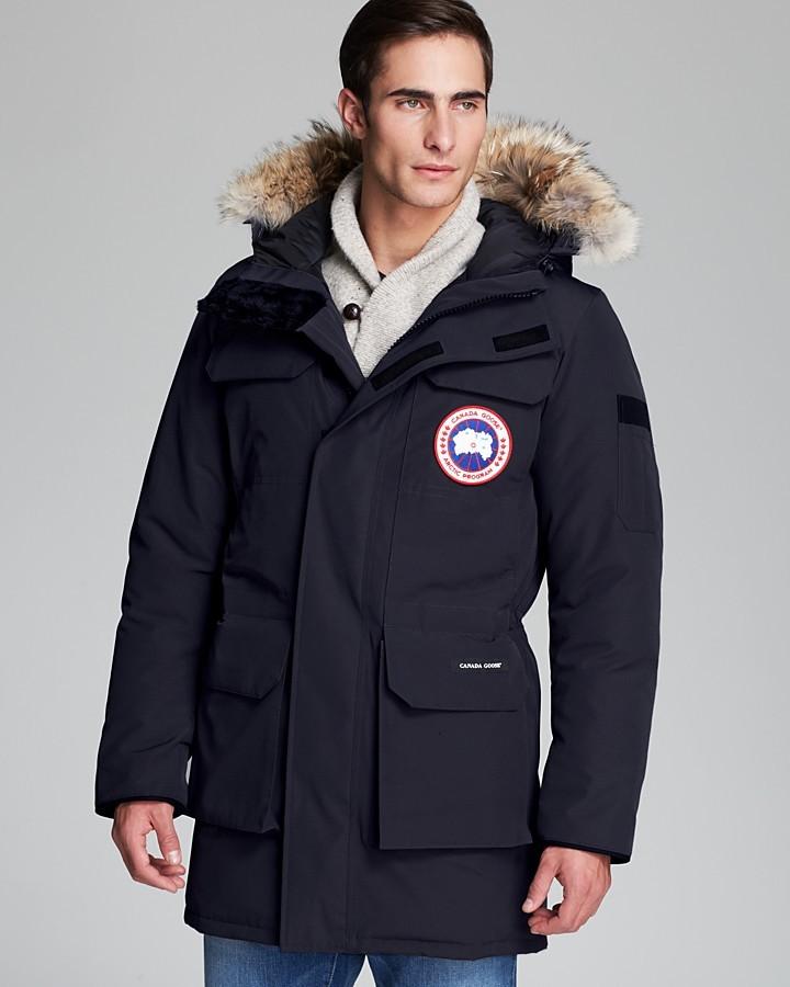 ... Canada Goose Citadel Parka With Fur Hood