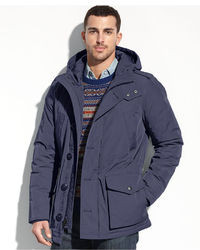 Tommy Hilfiger Coat Hooded Parka Coat